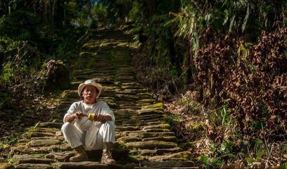 Hike and trek Colombia's Lost City